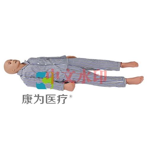 """""""康为医疗""""高级骨髓穿刺全身训练模型,骨髓穿刺标准化模拟病人,骨髓穿刺模拟人(2017新款)"""