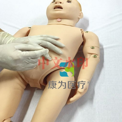"""""""康为医疗""""高级小儿腹腔穿刺模型"""