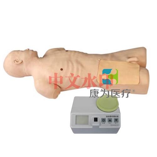"""""""康为医疗""""高仿真TPE股动脉自动搏动穿刺标准化模拟病人,股动脉自动搏动穿刺模型"""