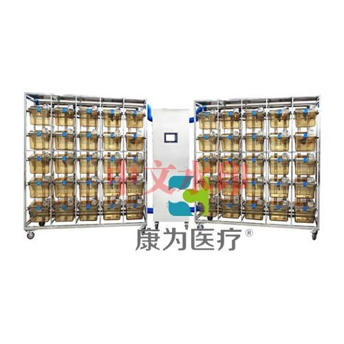 """""""康为医疗""""触摸屏IVC大鼠笼具 KDF/CR25一拖二PSU"""