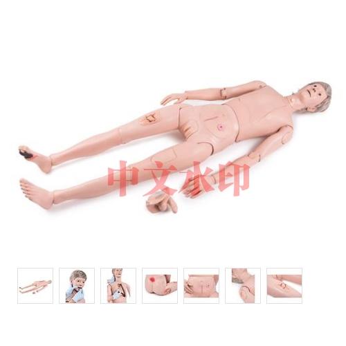 德国3B Scientific®3B Scientific® 基础型患者护理人体亚博体育官方版