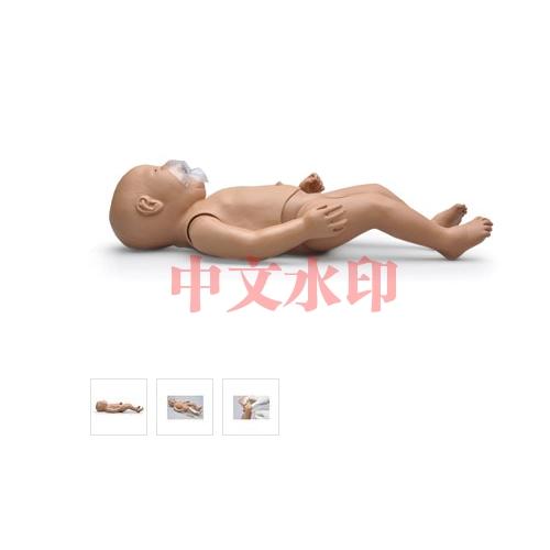 德国3B Scientific®新生儿CPR训练和综合护理模拟人,带控制器