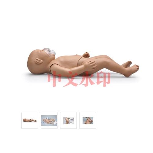 德国3B Scientific®新生儿CPR和创伤治疗模拟装置 – 带骨内和静脉通路