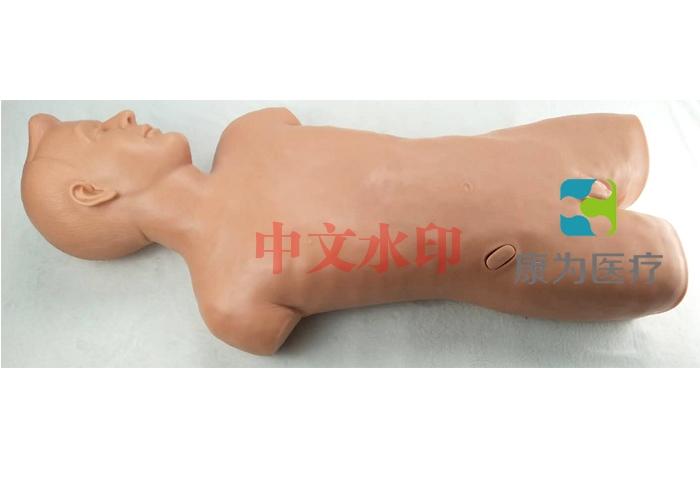 """""""康为医疗""""腹部移动性浊叩诊与腹腔穿刺训练模型"""