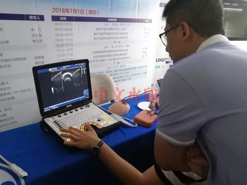 """""""康为医疗"""" 超声引导下中心静脉穿刺置管模型"""