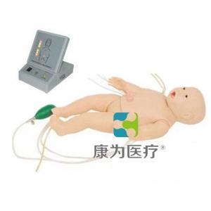"""""""yzc亚洲城 唯一 官网医疗""""婴儿综合急救标准化模拟病人(带电子监测)"""