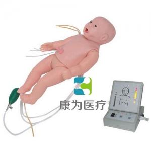 """""""亚博体育网页版登陆医疗""""高级新生儿综合急救训练标准化模拟病人(ACLS高级生命支持、嵌入式系统)"""