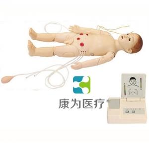 """""""亚博体育网页版登陆医疗""""高级儿童综合急救训练标准化模拟病人(ACLS高级生命支持、嵌入式系统)"""