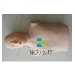 """""""康为医疗""""简易电子版半身心肺复苏标准化模拟病人"""