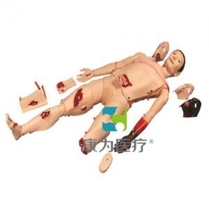 """""""亚博体育网页版登陆医疗""""标准创伤护理标准化模拟病人"""