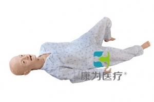 """""""yzc亚洲城 唯一 官网医疗""""老年护理与老年CPR心肺复苏标准化模拟病人(男性)"""