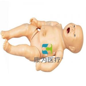 """""""yzc亚洲城 唯一 官网医疗""""高级婴儿鼻胃插管训练标准化模拟病人"""