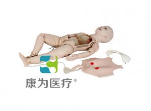 """""""yzc亚洲城 唯一 官网医疗""""小儿多功能透明洗胃模型"""
