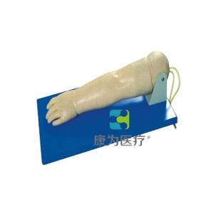 """""""yzc亚洲城 唯一 官网医疗""""高级小儿静脉穿刺手部模型"""