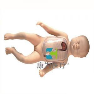 """""""yzc亚洲城 唯一 官网医疗""""新生儿外周穿刺、中心静脉插管操作模型"""