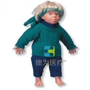 """yzc亚洲城 唯一 官网医疗""高级唐氏综合症婴儿护理模型,唐氏宝宝护理模型"