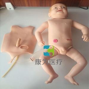 """yzc亚洲城 唯一 官网医疗""高级婴儿护理人模型,婴儿标准化模拟病人"