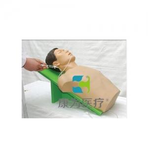 """""""yzc亚洲城 唯一 官网医疗""""插胃管监测考核指导模型"""