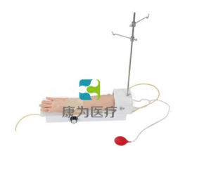"""yzc亚洲城 唯一 官网医疗""机械装置动动脉手臂穿刺训练模型"