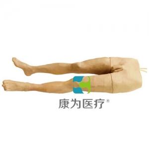 """""""康为医疗""""大隐静脉通液训练模型,大隐静脉切开置管训练模型,大隐静脉通液操作模型"""