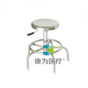 """""""亚博体育网页版登陆医疗""""不锈钢工作转椅(带升降) SZY-28"""
