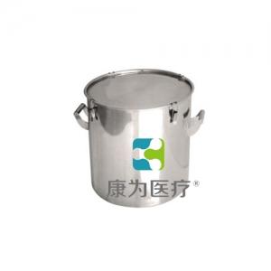 """""""亚博体育网页版登陆医疗""""不锈钢圆桶KDF/YT-500"""