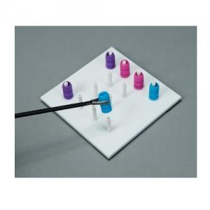 德国3B Scientific®柱和套筒,腹腔镜手术技能训练模块4