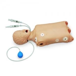 德国3B Scientific®高级儿童CPR/气道管理躯干模型,具有除颤训练功能特征