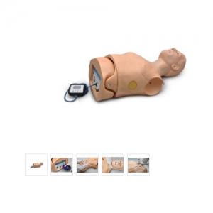 德国3B Scientific®高级心肺复苏与除颤训练亚博体育官方版