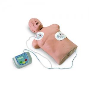 德国3B Scientific®AED 训练装置,带Brad™ 心肺复苏(CPR)人体亚博体育官方版
