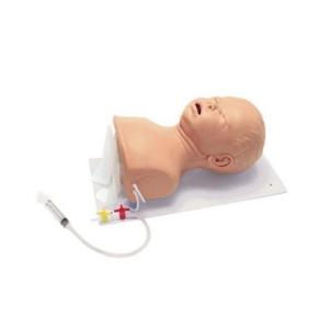 德国3B Scientific®高级婴儿插管亚博体育官方版,头部具有固定板