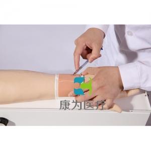 """yzc亚洲城 唯一 官网医疗""旋转式静脉穿刺及皮内注射手臂模型"