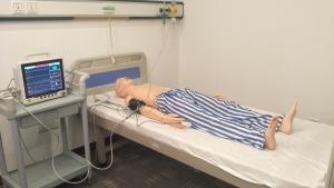 高级心电监护训练模拟人