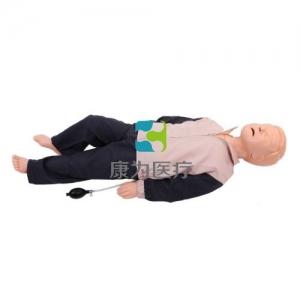 移动交互式儿童心肺复苏模拟人
