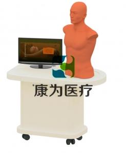"""""""康为医疗""""TCM3396中医虚拟针灸智能考评系统,交互式中医针灸数字人"""