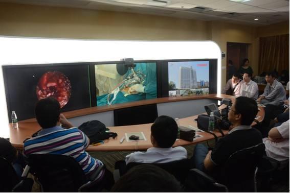 亚博体育网页版登陆医疗手术示教多媒体系统